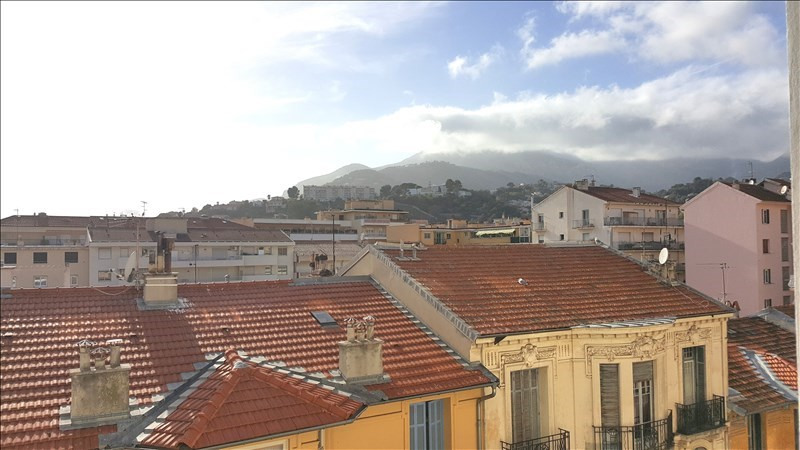 Vente appartement Menton 273000€ - Photo 5
