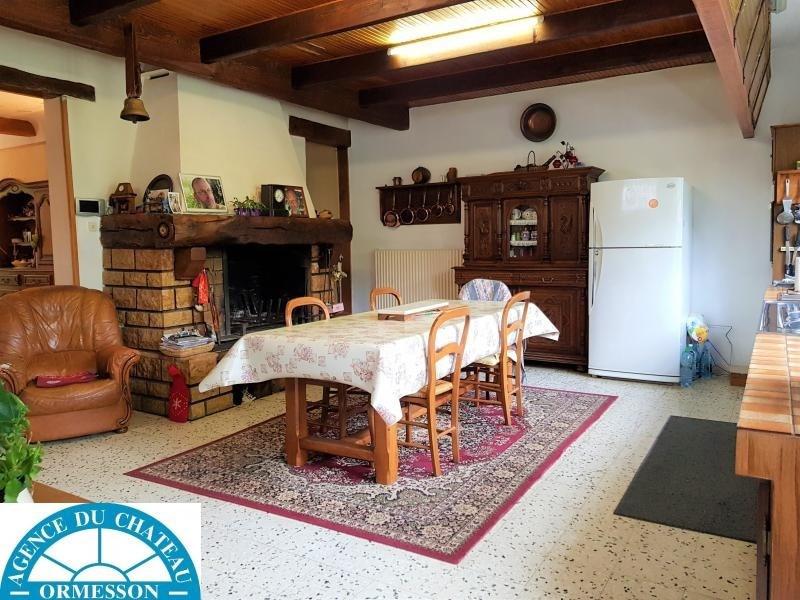 Sale house / villa Ormesson sur marne 345000€ - Picture 1