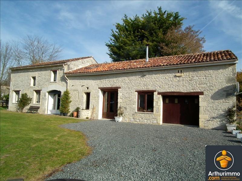 Vente maison / villa Matha 216275€ - Photo 1