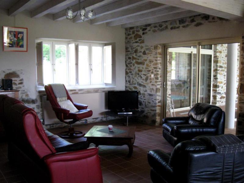 Deluxe sale house / villa Savignac ledrier 600000€ - Picture 6