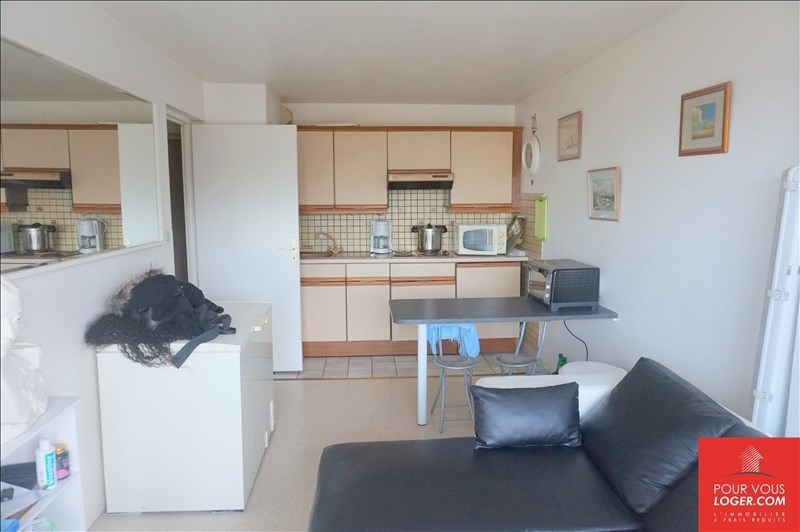 Rental apartment Boulogne sur mer 450€ CC - Picture 2