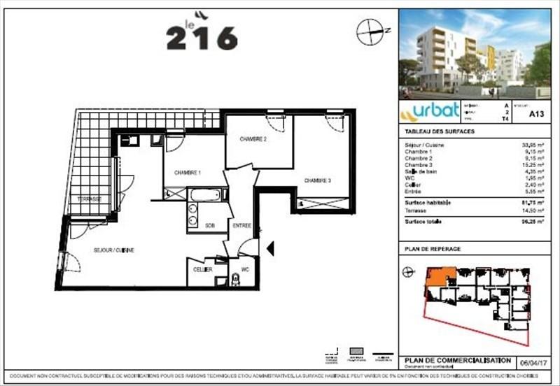Vente appartement Montpellier 193000€ - Photo 5