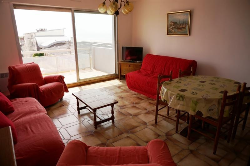 Vacation rental apartment Stella plage 202€ - Picture 4