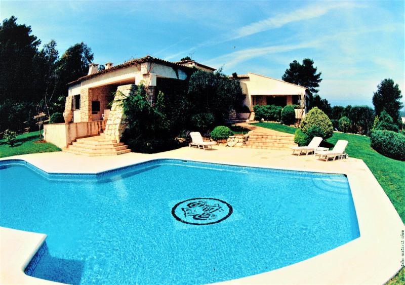 Vente de prestige maison / villa Mougins 2500000€ - Photo 11