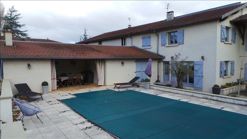 Vente maison / villa St jean de niost 279500€ - Photo 1