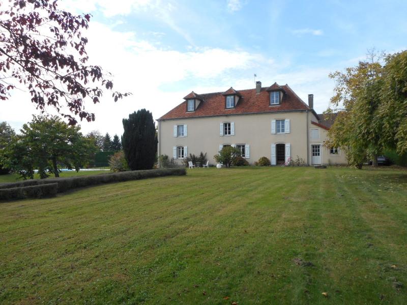 Vente maison / villa Lombard 490000€ - Photo 1