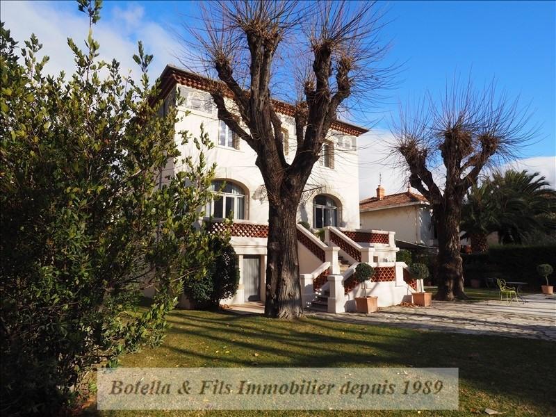 Verkoop van prestige  huis Bagnols sur ceze 630000€ - Foto 1