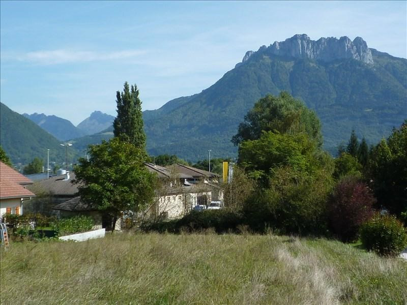 Vente maison / villa Sevrier 398 000€ - Photo 3