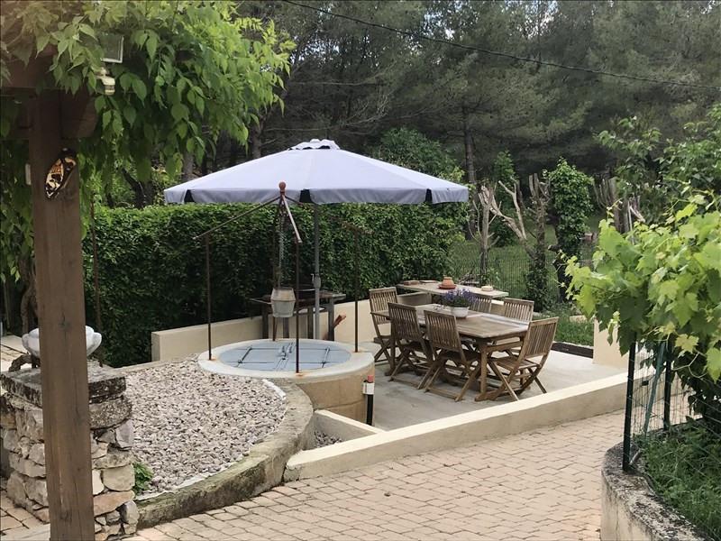 Sale house / villa Vauvenargues 512000€ - Picture 3