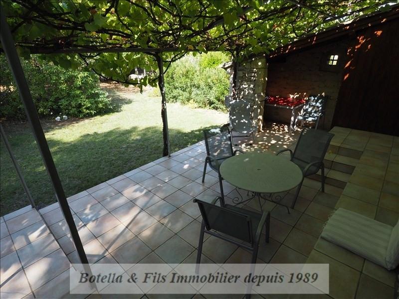Vente maison / villa Goudargues 345000€ - Photo 8