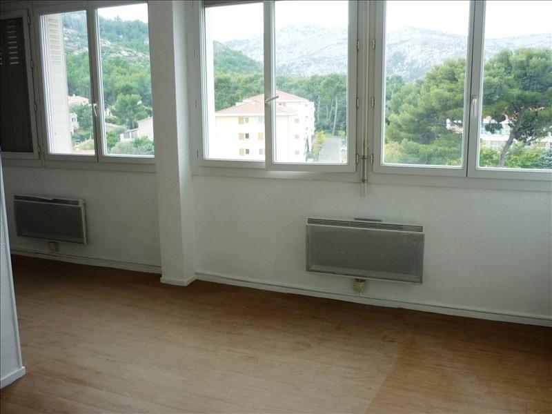 Rental apartment Marseille 9ème 530€ CC - Picture 1
