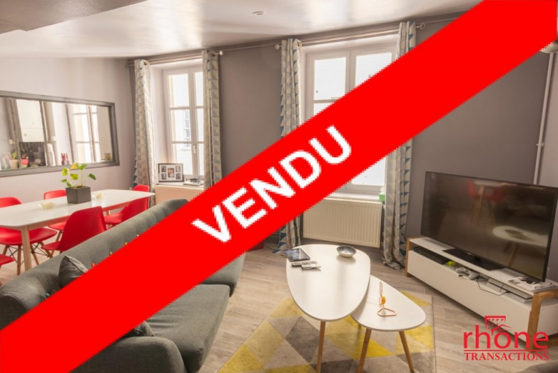 Vente appartement Lyon 1er 335 000€ - Photo 1