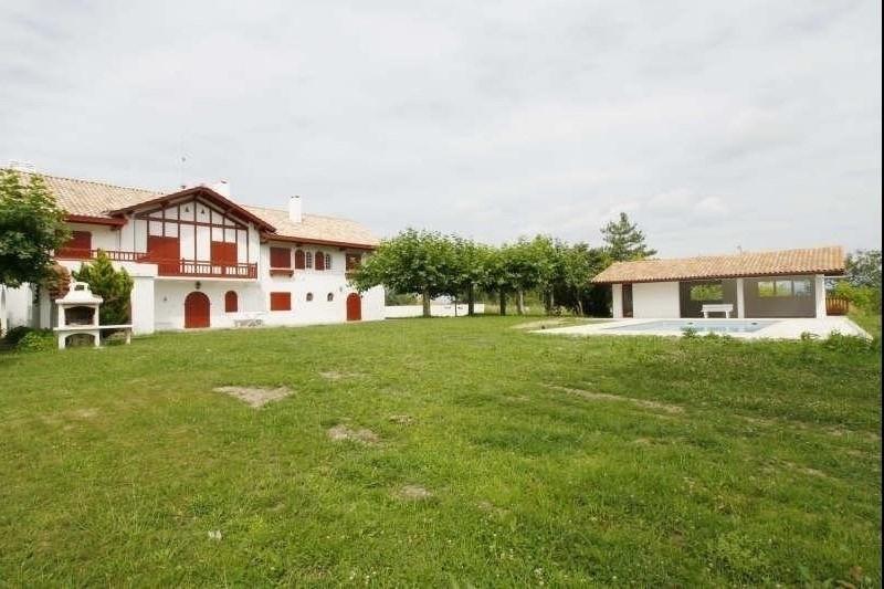 Deluxe sale house / villa Urrugne 2100000€ - Picture 1