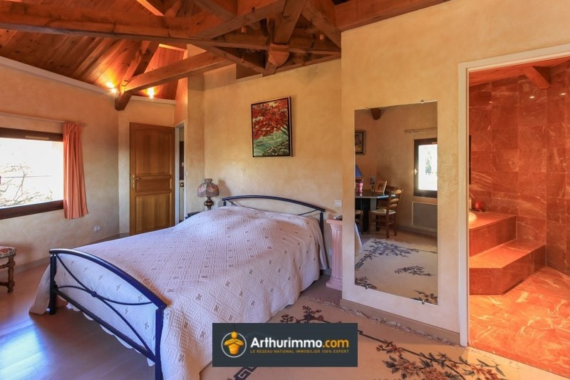 Sale house / villa Morestel 425000€ - Picture 8