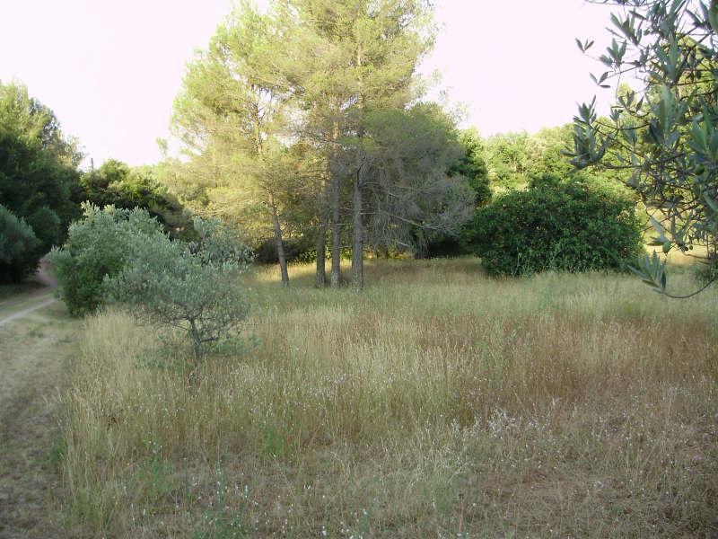 Vente terrain Barjols 93000€ - Photo 1
