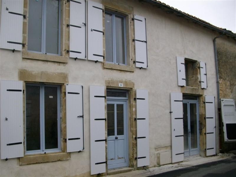 Sale house / villa Aulnay de saintonge 91000€ - Picture 1