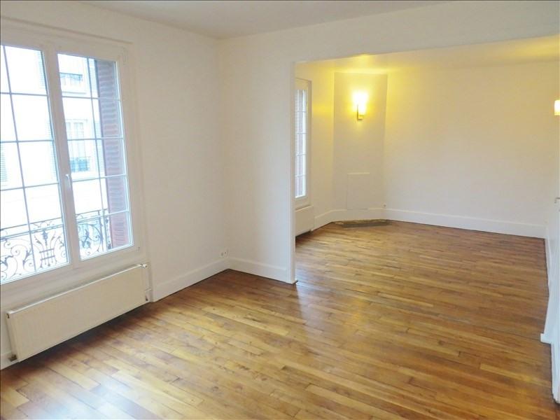Rental apartment Maisons-laffitte 1100€ CC - Picture 2