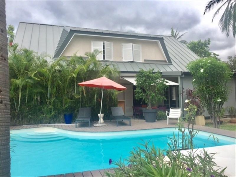 Deluxe sale house / villa La saline les bains 887000€ - Picture 1