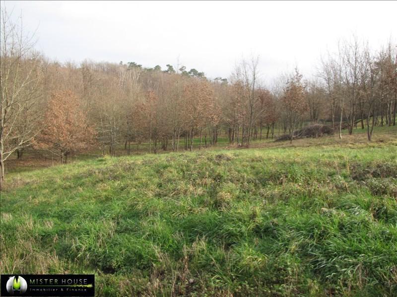 Vendita terreno Leojac 65000€ - Fotografia 1