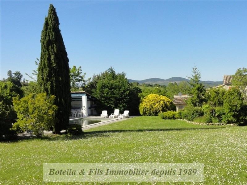 Immobile residenziali di prestigio casa Barjac 572000€ - Fotografia 3