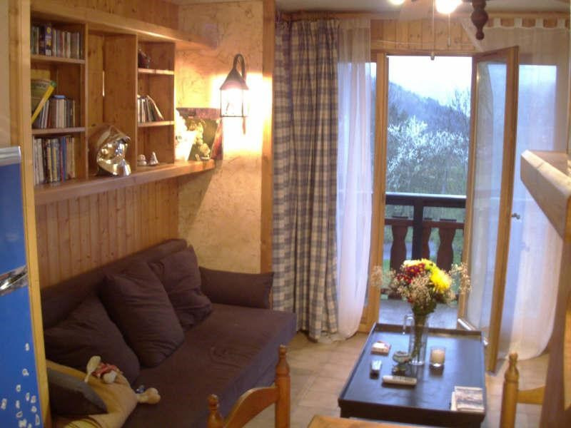 Vente appartement Mont saxonnex 111900€ - Photo 2