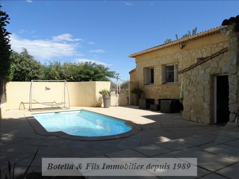 Vendita casa Bagnols sur ceze 297000€ - Fotografia 1