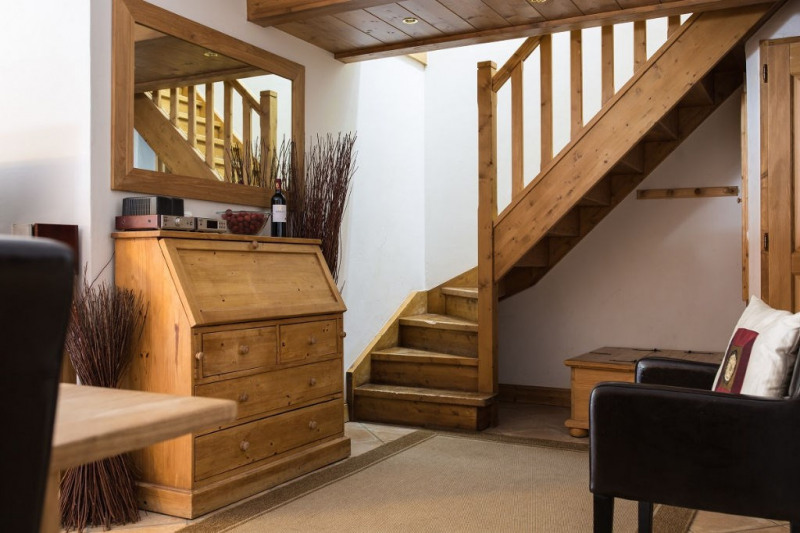 Sale apartment Les houches 445000€ - Picture 9