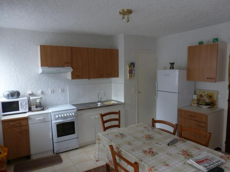 Vente appartement Le noyer 76 000€ - Photo 1