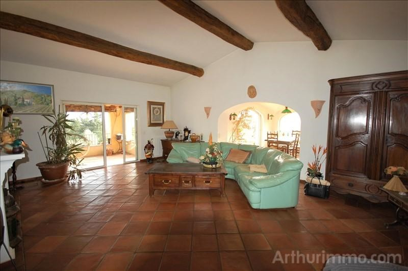 Sale house / villa Grimaud 550000€ - Picture 3