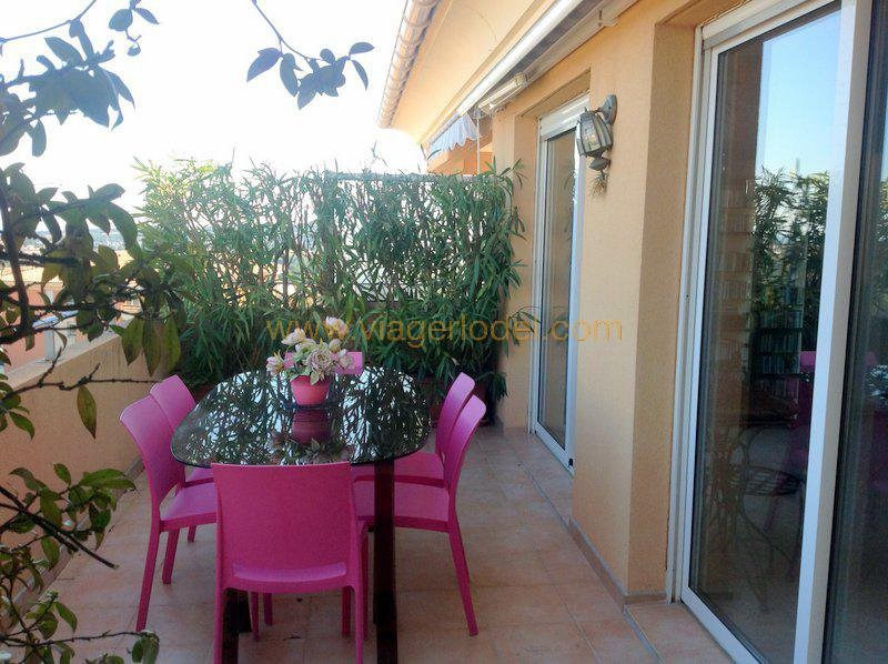 Life annuity apartment Biot 189 000€ - Picture 8