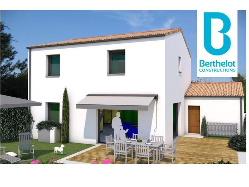 Maison  5 pièces + Terrain 312 m² Vertou par BERTHELOT CONSTRUCTIONS