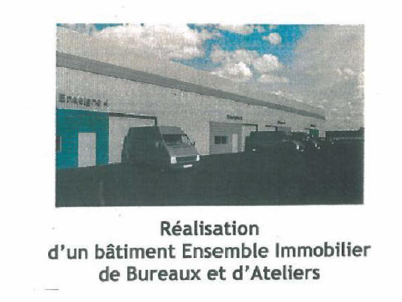 Vente local commercial Chaumont en vexin 230000€ - Photo 1