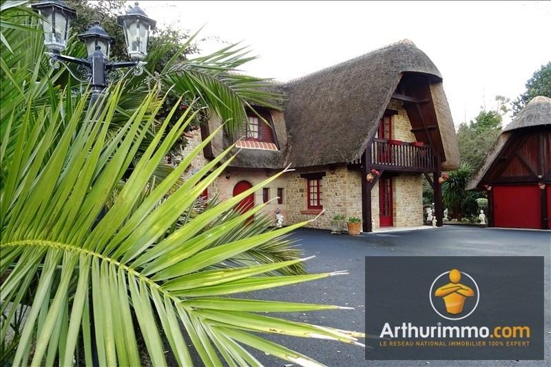 Deluxe sale house / villa Lanvollon 569800€ - Picture 1