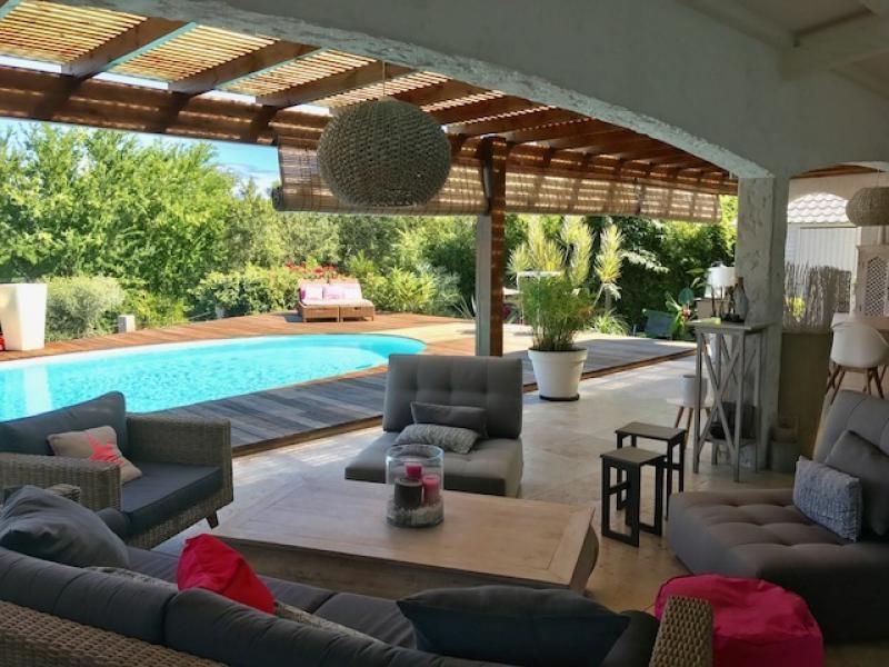 Vente de prestige maison / villa St gilles les bains 1250000€ - Photo 1