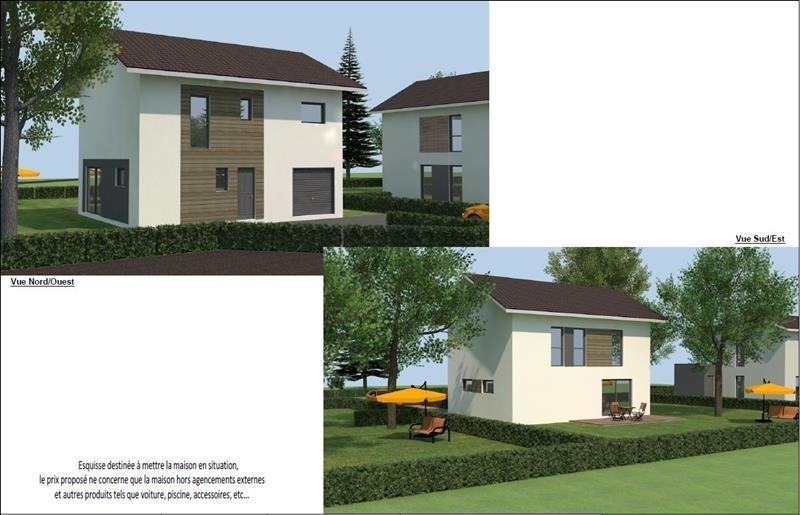 Sale house / villa Thyez 381633€ - Picture 1