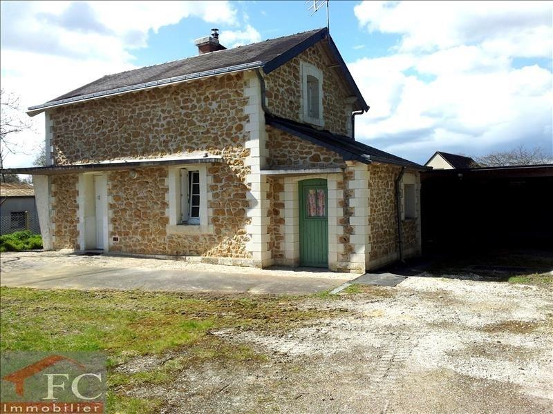 Rental house / villa Savigny sur braye 450€ CC - Picture 1