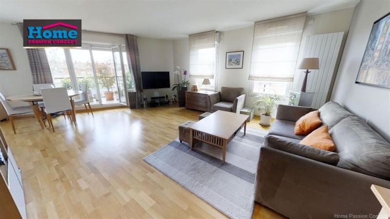 Vente appartement Suresnes 680000€ - Photo 1