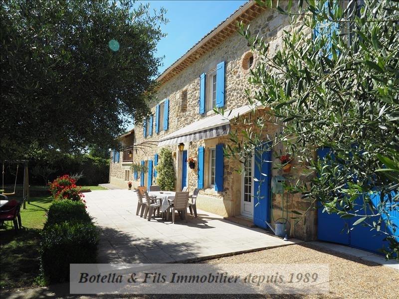 Verkoop van prestige  huis Pont st esprit 558000€ - Foto 2
