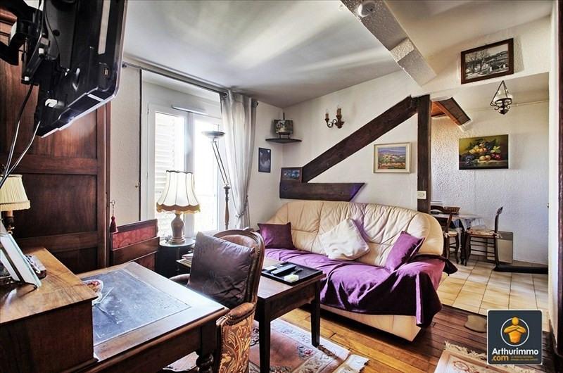 Sale apartment Villeneuve st georges 110000€ - Picture 2
