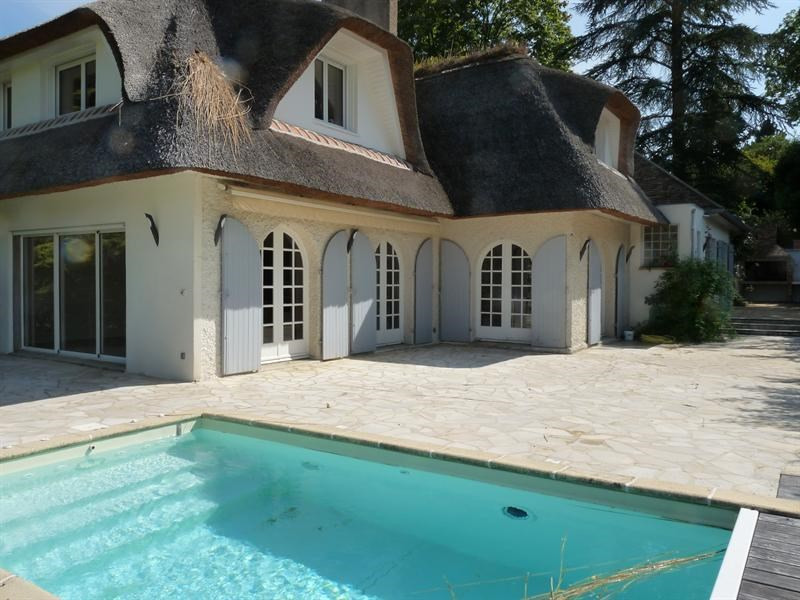 Sale house / villa Saint nom la bretèche 1590000€ - Picture 1