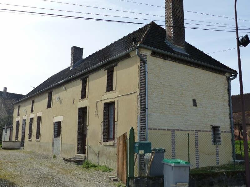Vente maison / villa Ervy le chatel 168000€ - Photo 1