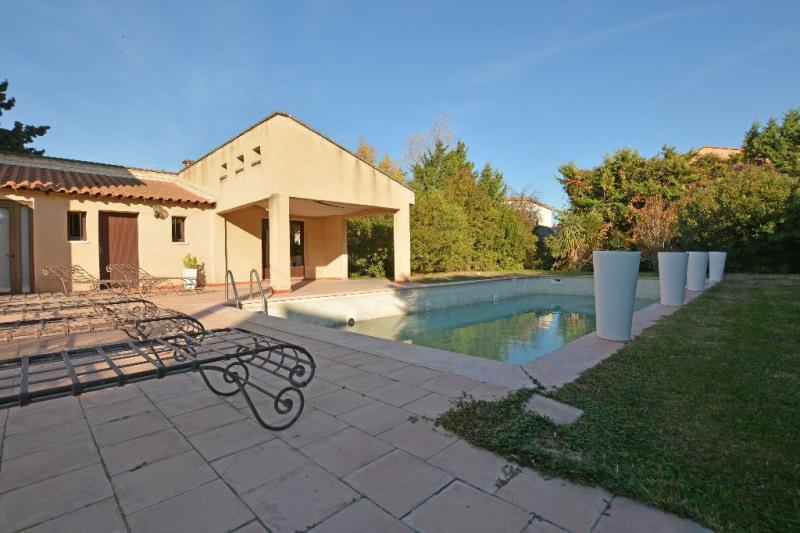 Revenda residencial de prestígio casa Morieres les avignon 655000€ - Fotografia 12