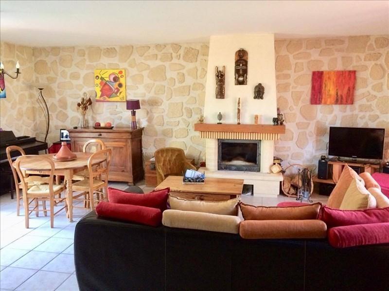 Sale house / villa St pierre de cherennes 267000€ - Picture 2