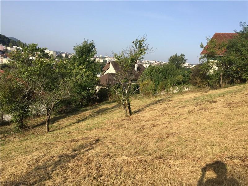 Vente terrain Besancon 119500€ - Photo 2