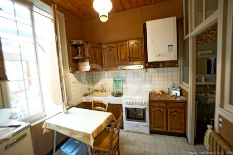 Vente maison / villa Les andelys 118000€ - Photo 2