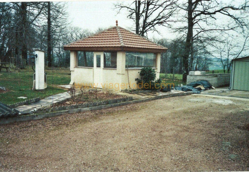 Lijfrente  huis Saint-bressou 65000€ - Foto 15