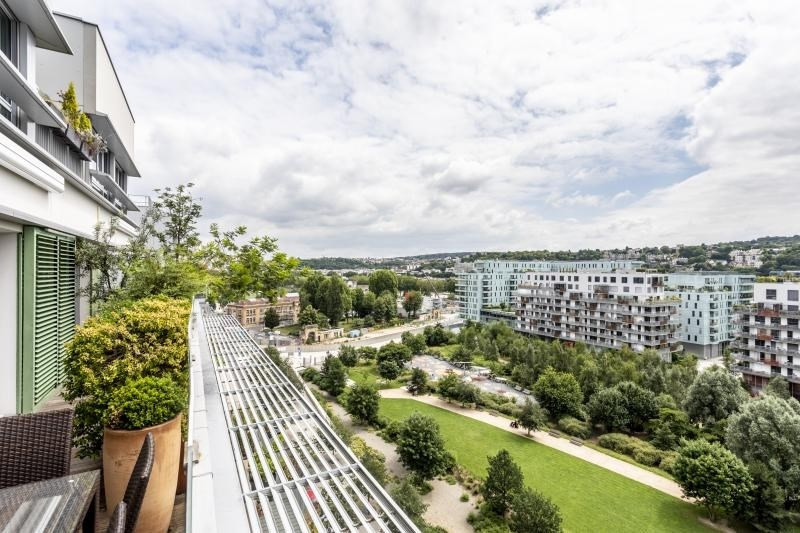 Deluxe sale apartment Boulogne billancourt 1165000€ - Picture 6