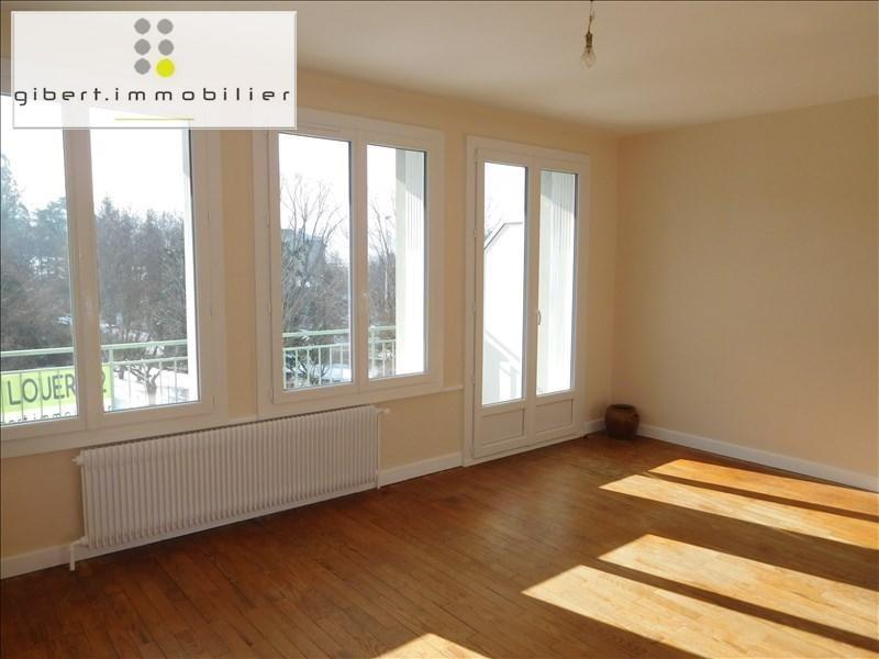 Location appartement Le puy en velay 448,75€ CC - Photo 1