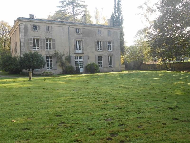 Vente de prestige maison / villa Niort 707000€ - Photo 1