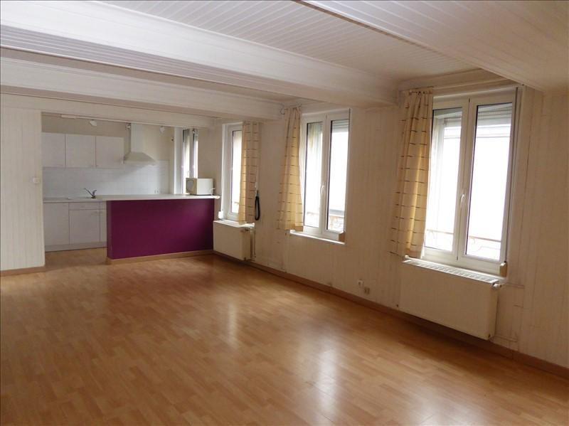 Sale apartment St quentin 117400€ - Picture 1